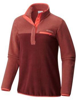 Women's Mountain Side™ Pull Over Fleece Jacket by Columbia Sportswear