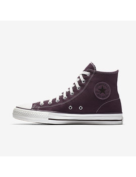 Chuck Taylor All Star Pro Suede High Top by Nike