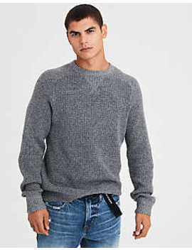 Ae Textured Pullover Sweater by American Eagle Outfitters