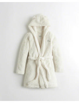 Sherpa Robe by Hollister