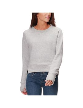 Hi Low Crew Neck Sweatshirt   Women's by Backcountry