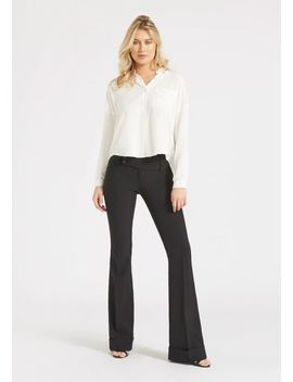 Tall Stanton Relaxed Trousers by Alloy