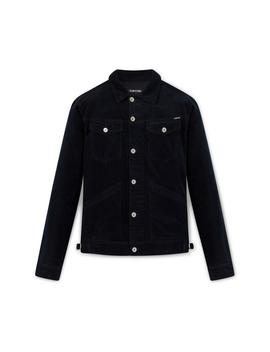 Washed Icon Corduroy Jacket by Tom Ford