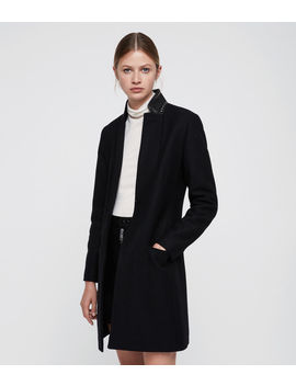 Leni Stud Coat by Allsaints