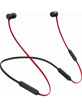 Beats X Earphones   The Beats Decade Collection   Defiant Black Red by Beats By Dr. Dre