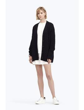 Cable Knit Cardigan by Marc Jacobs