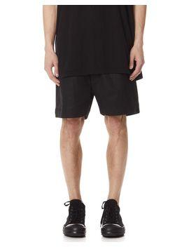 Men's Black Boxer Shorts by Rick Owens Drkshdw