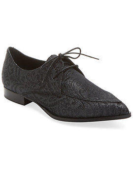Pure Navy Yuliso Derby Shoe by Pure Navy