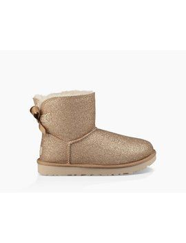 Mini Bailey Bow Sparkle Boot by Ugg