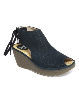 Reef Ypul Leather Wedge   Women by Fly London