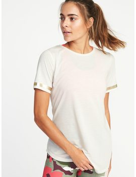 Relaxed Performance Tee For Women by Old Navy