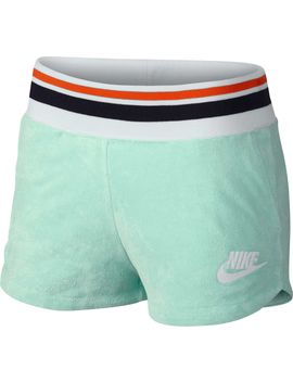 Nike Women's Archive French Terry Training Shorts by Nike
