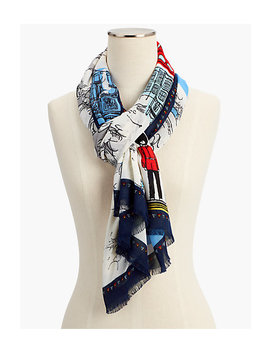 London Scarf by Talbots