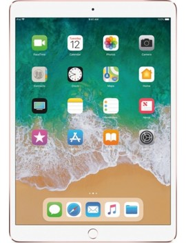 10.5 Inch I Pad Pro (Latest Model) With Wi Fi + Cellular   256 Gb (Verizon)   Rose Gold by Apple