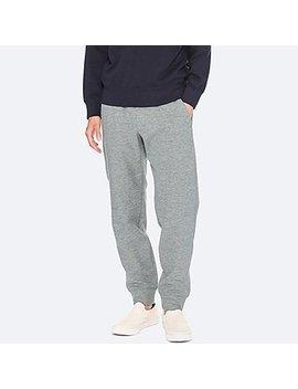 Men Windproof Fleece Pants by Uniqlo