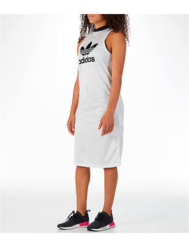 Women's Adidas Originals Fashion League Tank Dress by Adidas