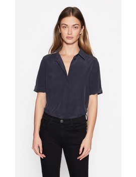 Paulette Silk Shirt by Equipment
