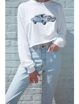 Corey Motor Sport 1984 Top by Brandy Melville