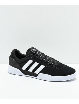 adidas-city-cup-black-&-white-shoes by adidas
