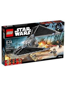 Lego 75154  Star Wars Tie Striker Star Wars Toy by Lego