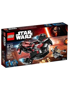 Lego Star Wars Eclipse Fighter 75145 Star Wars Toy by Lego