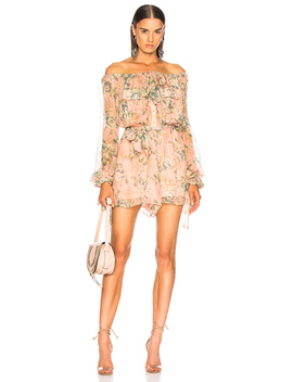 Tempest Gathers Playsuit by Zimmermann