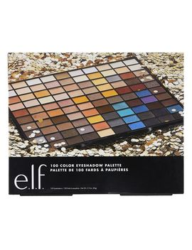 100 Color Eyeshadow Palette by Eyes Lips Face Cosmetics