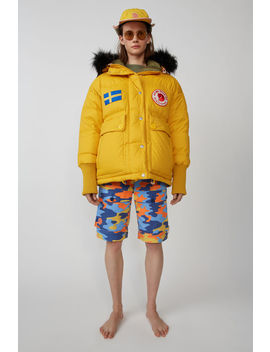 Reversible Down Jacket Sunflower Yellow by Acne Studios