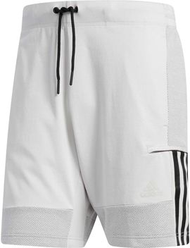 Adidas Men's Sport Id Cotton Jersey Training Shorts by Adidas
