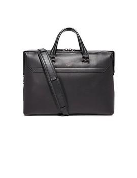 Ashton Leather Gates Slim Briefcase by Tumi