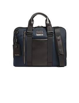 Alpha Bravo Aviano Slim Briefcase by Tumi