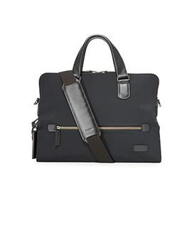 Harrison Nylon Taylor Portfolio Briefcase by Tumi