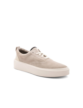 Suede 101 Lace Up by Fear Of God