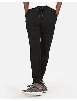 Solid Jogger Pant by Express