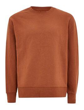 Rust Sweatshirt by Topman