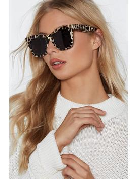 Highway To Shell Tortoiseshell Shades by Nasty Gal