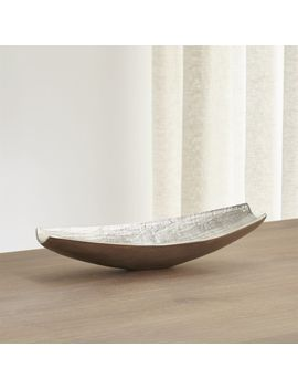 Allegra Centerpiece Bowl by Crate&Barrel