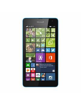 Microsoft Lumia 535 Smartphone, Blu [Europa] by Microsoft