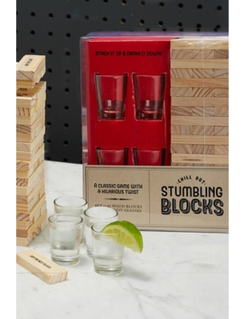 Stumbling Blocks by Pomegranate & Fig Gift Boutique, Florida