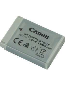 Rechargeable Lithium Ion Battery For Canon Nb 13 L by Canon