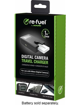Pro Travel Charger   Black by Refuel