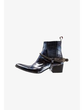 Sylvian Chelsea Spur Boot   Cowboy  / Bikerstøvlette by Jeffery West