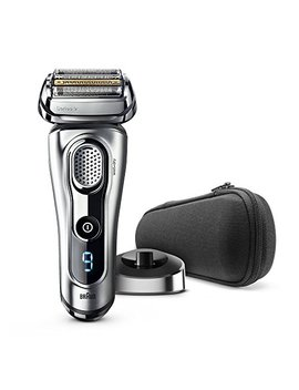 Braun Series 9 9260s Wet&Dry Foil Trimmer Silver   Men's Shavers (Battery, Foil, Silver) by Braun