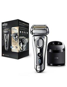 Braun Series 9 9290 Cc Rasoio Elettrico Barba A Lamina Wet&Dry, Da Uomo Con Motore Auto Sense E Sistema Clean&Charge by Braun