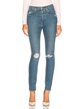 Originals High Rise Long Skinny by Re/Done