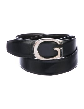 Leather Waist Belt by Gucci