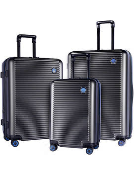 Beijing 3pc Expandable Hardside Spinner Luggage by T.P.R.C.
