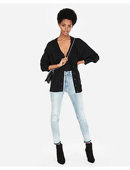 Boyfriend Cardigan by Express
