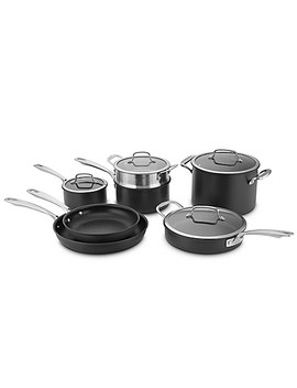 Cuisinart® Ds Induction Hard Anodized 11 Piece Cookware Set by Bed Bath And Beyond