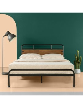 Gracie Oaks Vong Bed Frame by Gracie Oaks
